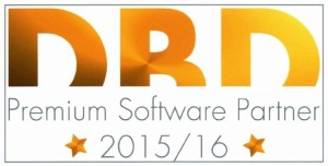 DBD-Premium Software Partner 2015-2016 G&W Software